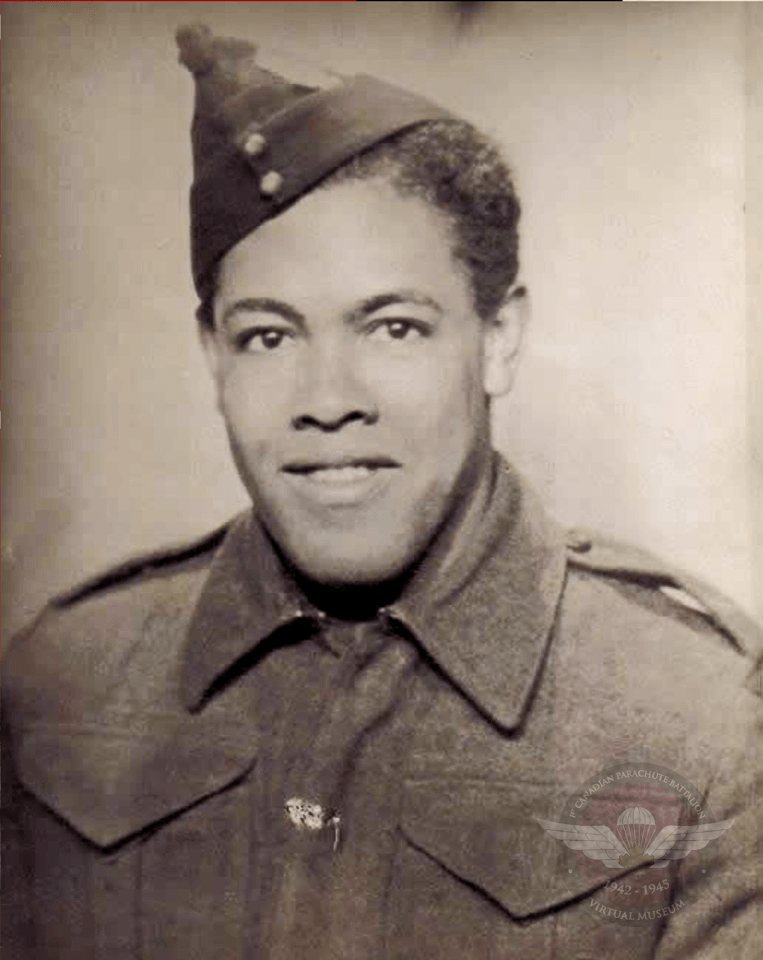 Pte Clarence David Lapierre V 2