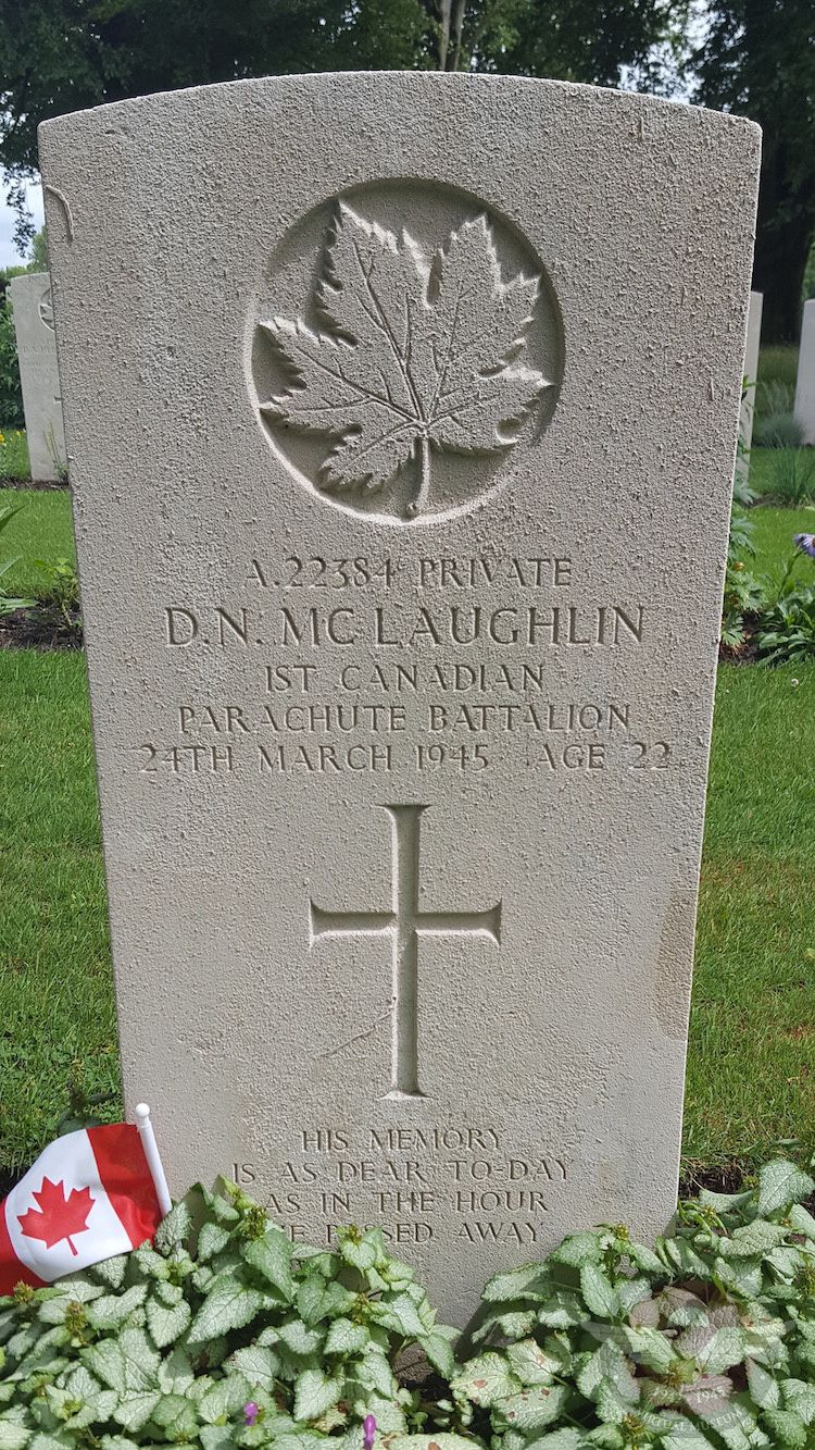 MC Laughlin D.N.