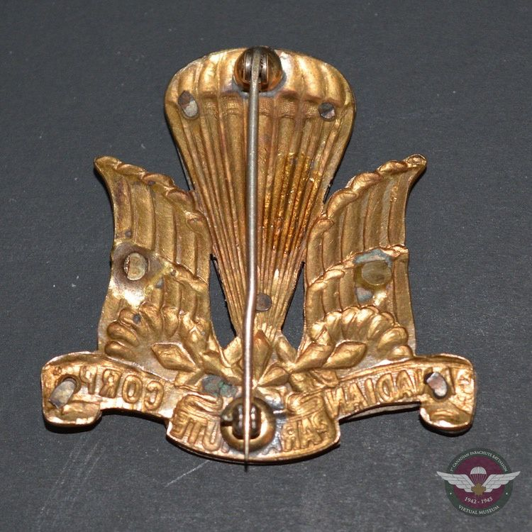 Converted Brooch (reverse side)