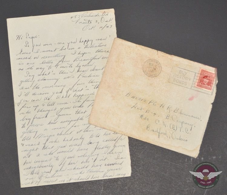Love Letter to Pte Blumneauer
