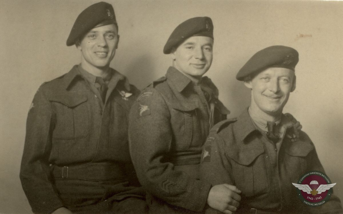 Copy Of Jan On Left Newly Qualified Sept. 10 1943